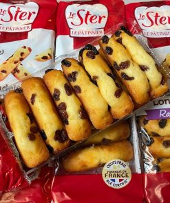 Bánh gồm 20 thanh bánh nhỏ bên trong